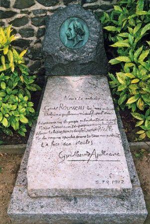 Henri Rousseau'nun Mezarı