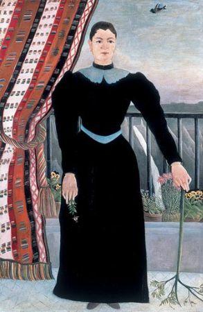 Portrait de Madame M,
