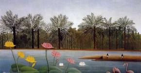 The Flamingos, (1)