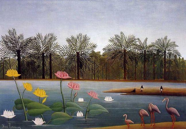 The Flamingos,